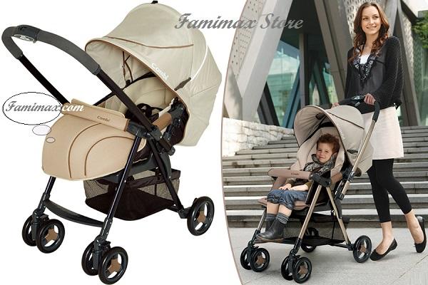 Các loại xe đẩy Combi cao cấp cho bé