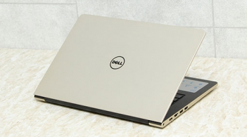 Laptop Dell thiết kế mỏng nhẹ